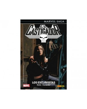 Marvel Saga 34:  EL CASTIGADOR 06: LOS ESCLAVISTAS