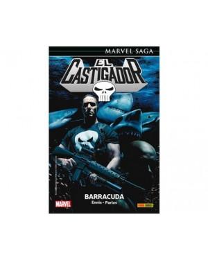Marvel Saga 38:  EL CASTIGADOR 07: BARRACUDA