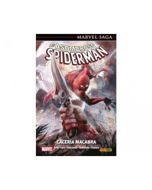 Marvel Saga 61:  EL ASOMBROSO SPIDERMAN 28: CACERÍA MACABRA
