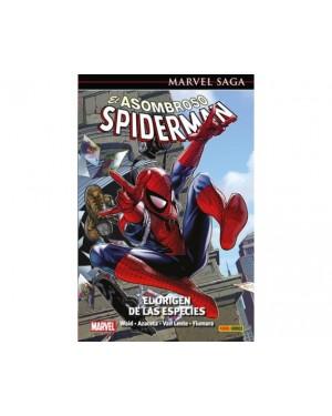 Marvel Saga 65:  EL ASOMBROSO SPIDERMAN 30: EL ORIGEN DE LAS ESPECIES