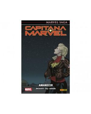 Marvel Saga 85:  CAPITANA MARVEL 02: AMANECER