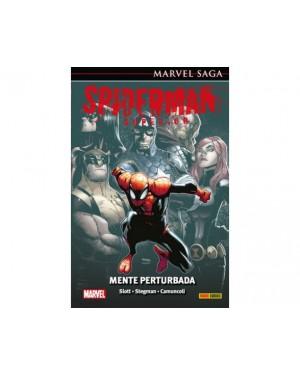 Marvel Saga 89:  EL ASOMBROSO SPIDERMAN 40: SPIDERMAN SUPERIOR. MENTE PERTURBADORA