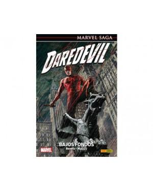 Marvel Saga19:  DAREDEVIL 07: BAJOS FONDOS