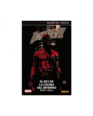 Marvel Saga 32:  DAREDEVIL 10: EL REY DE LA COCINA DEL INFIERNO