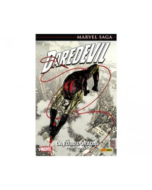 Marvel Saga 40:  DAREDEVIL 12: LA EDAD DORADA