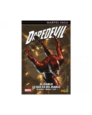 Marvel Saga 60:  DAREDEVIL 17 AL DIABLO LO QUE ES DEL DIABLO