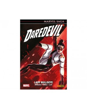 Marvel Saga 72:  DAREDEVIL 20 LADY BULLSEYE