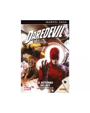 Marvel Saga 76:  DAREDEVIL 21 EL RETORNO DEL REY
