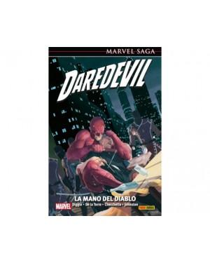 Marvel Saga 80:  DAREDEVIL 22 LA MANO DEL DIABLO