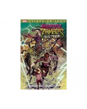 MARVEL ZOMBIES: ¡DESTRUIR!