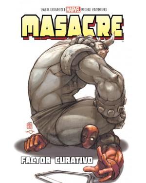 MASACRE: FACTOR CURATIVO