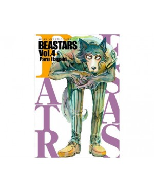 BEASTARS 04