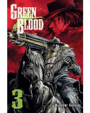 GREEN BLOOD 03   (de 05)
