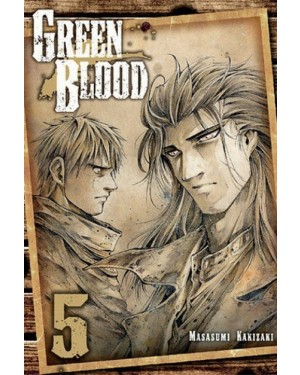 GREEN BLOOD 05   (DE 05)