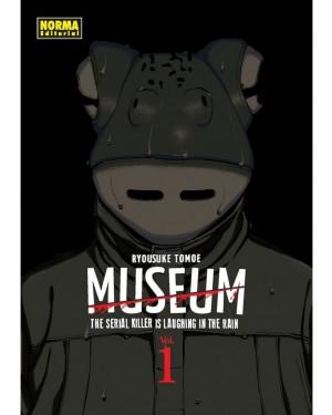 MUSEUM  (pack de 3 números)