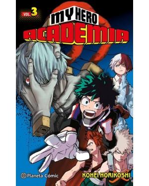 MY HERO ACADEMIA 03  (Planeta comic)