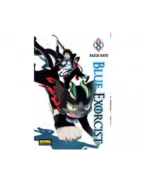 BLUE EXORCIST 08
