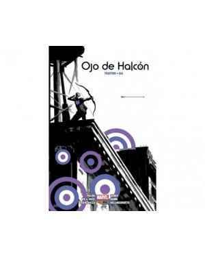 OJO DE HALCÓN DE MATT FRACTION Y DAVID AJA