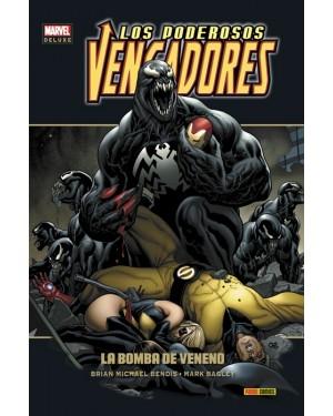 MARVEL DELUXE - PODEROSOS VENGADORES 02: LA BOMBA DE VENENO
