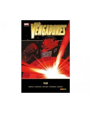 Marvel deluxe:  LOS VENGADORES 05: VvX