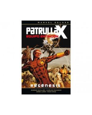 Marvel deluxe:  PATRULLA-X: EQUIPO EXTINCIÓN 01. REGÉNESIS