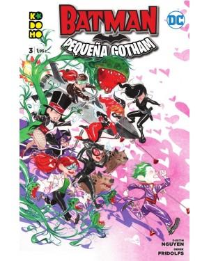 Batman: Pequeña Gotham núm. 03 (de 12)