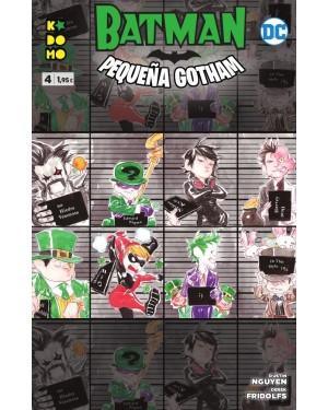 Batman: Pequeña Gotham núm. 04 (de 12)