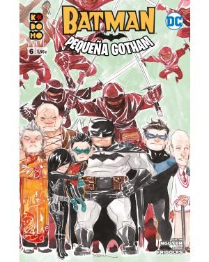 Batman: Pequeña Gotham núm. 06 (de 12)
