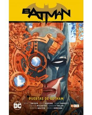 Batman Saga:  BATMAN: PUERTAS DE GOTHAM