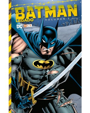 BATMAN: LEGADO 01 (de 2)