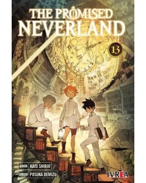THE PROMISED NEVERLAND 13  (Ivrea Argentina)