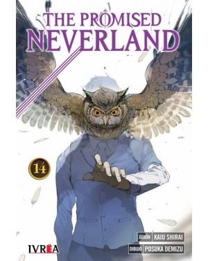 THE PROMISED NEVERLAND 14  (Ivrea Argentina)