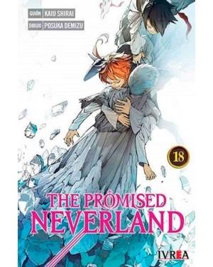 THE PROMISED NEVERLAND 18  (Ivrea Argentina)