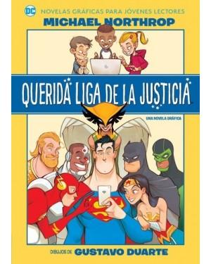 QUERIDA LIGA DE LA JUSTICIA (NOVELA GRAFICA)
