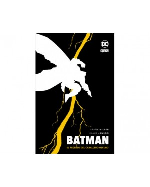 BATMAN: EL REGRESO DEL CABALLERO OSCURO (Edición limitada en blanco y negro)