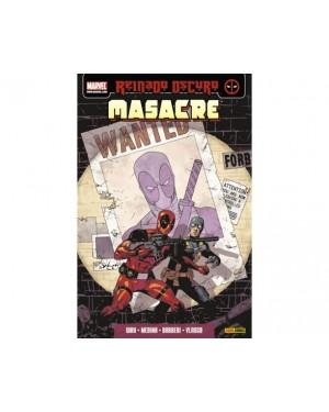 REINADO OSCURO: MASACRE 02: NEGOCIO DE TERROR