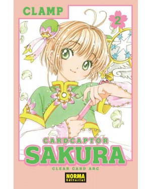 CARDCAPTOR SAKURA. CLEAR CARD ARC 02