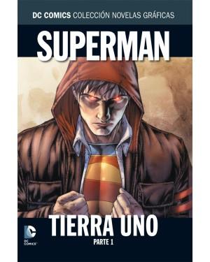 COLECCIÓN NOVELAS GRÁFICAS NÚM. 03: SUPERMAN TIERRA UNO PARTE 1