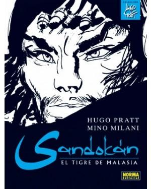 COLECCIÓN HUGO PRATT 01:  SANDOKÁN: EL TIGRE DE MALASIA