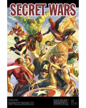 IMPRESCINDIBLES MARVEL VOL. 02: SECRET WARS