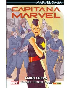 Marvel Saga 100  CAPITANA MARVEL 06: CAROL CORPS