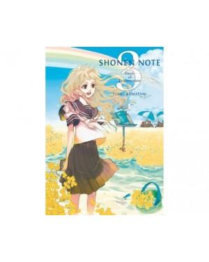 SHONEN NOTE 03   (de 08)