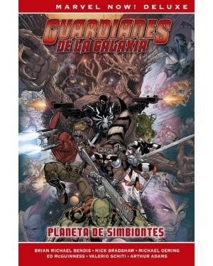 Marvel now! deluxe: GUARDIANES DE LA GALAXIA DE BRIAN M. BENDIS 02: PLANETA DE SIMBIONTES