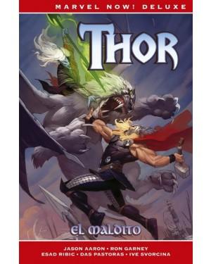 Marvel now! deluxe: THOR DE JASON AARON 02: EL MALDITO