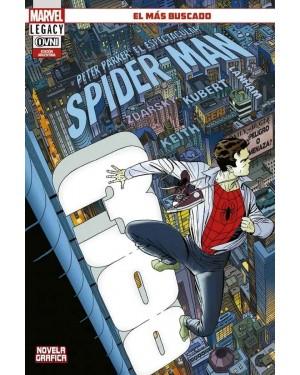 EL ASOMBROSO SPIDERMAN: El más buscado