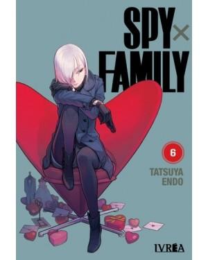 SPY X FAMILY 06  (Ivrea Argentina)