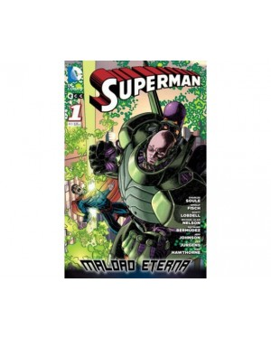 SUPERMAN: MALDAD ETERNA 01