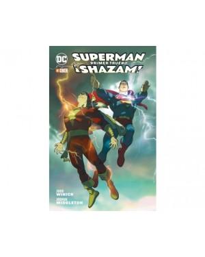 SUPERMAN / SHAZAM: PRIMER TRUENO