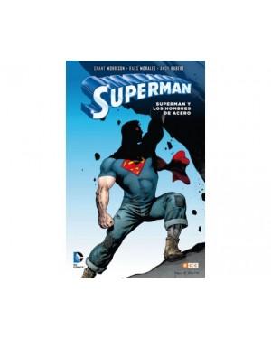 SUPERMAN Y LOS HOMBRES DE ACERO