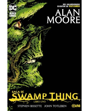 SAGA DE SWAMP THING LIBRO UNO